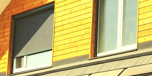 Exterior Window Shades